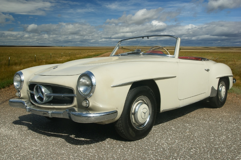 1956 mercedes benz 190 sl amelia island select march 2015 for 1956 mercedes benz 190sl