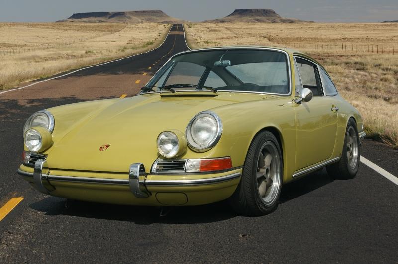 1967 Porsche 911 Amelia Island Select March 2015