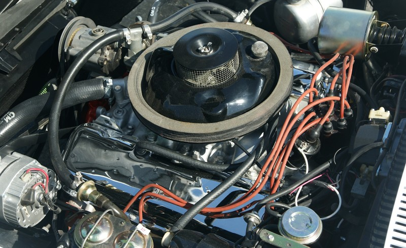1969 Chevy Corvette L 88 Roadster Amelia Island Select