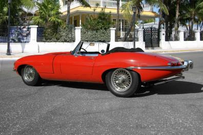 1961 Jaguar XKE Series 1 Convertible