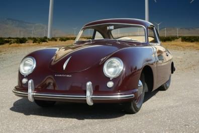 1953 Porsche 356 Pre A Coupe