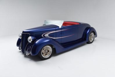 "1936 Ford Custom"" Bud Light""  Street Rod  by Boyd Coddington"