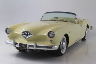 1954 Kaiser-Darrin Roadster Convertible