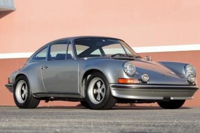 1973 Porsche 911S / RS Peter Gregg/ Brumos Porsche