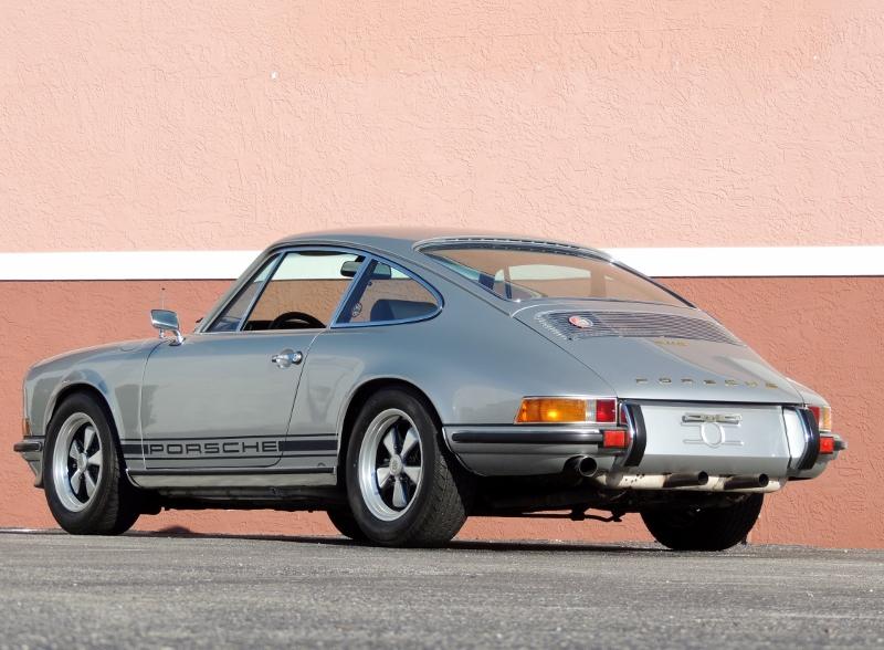 Black Car Orlando >> 1970 Porsche 911 - Hollywood Wheels Auction Shows