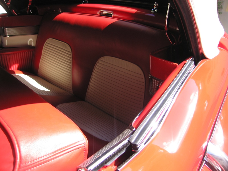 1953 Cadillac Eldorado Convertible Hollywood Wheels