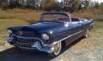 1955 Cadillac Eldorado Convertible (1)