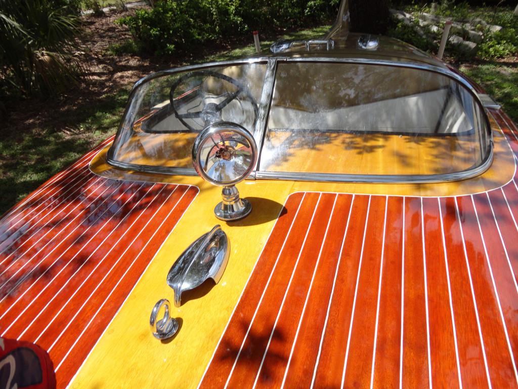 1955 chris craft cobra   serial 001   hollywood wheels