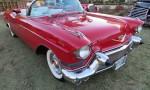 1957 Cadillac Eldorado Biarrtiz Convertible (1)