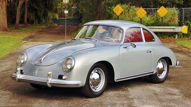 1958 porsche 356 a coupe. Black Bedroom Furniture Sets. Home Design Ideas