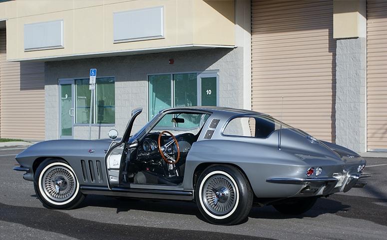 1965 Chevy Corvette Quot Big Tank Quot Hollywood Wheels Auction