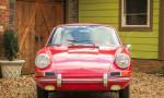 1966 Porsche 911 Coupe 'Barn Find' (2)