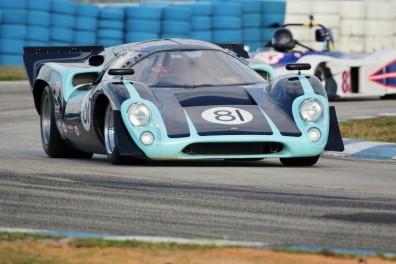 1969 Lola T-70 MklllB Race Car