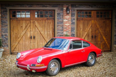 1966 Porsche 911 Coupe 'Barn Find'