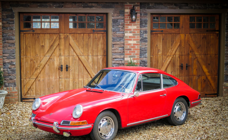 1974 Porsche 911 Coupe Barn Find