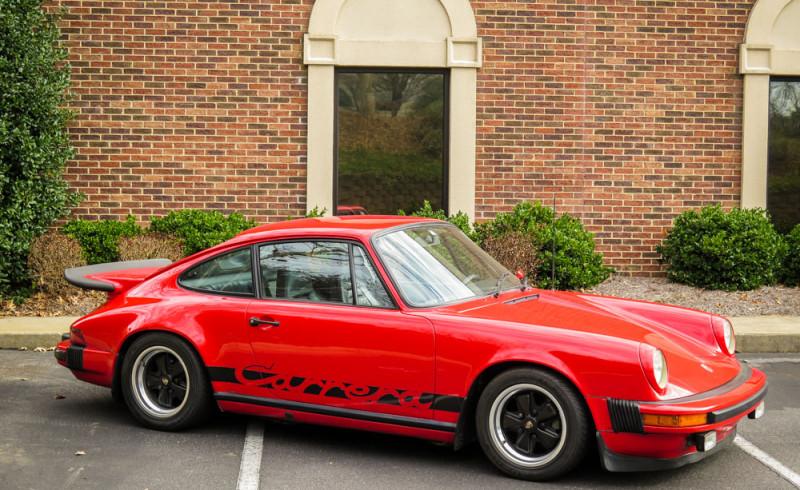 1975 Porsche Carrera (1)