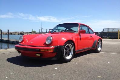 1979 Porsche 911 Euro Turbo
