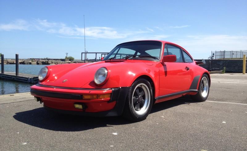 1979 Porsche Euro Turbo