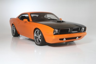 2007/2008 Dodge Charger Concept Cuda