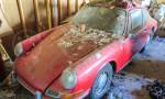 1966 Porsche 911 Coupe 'Barn Find' (11)