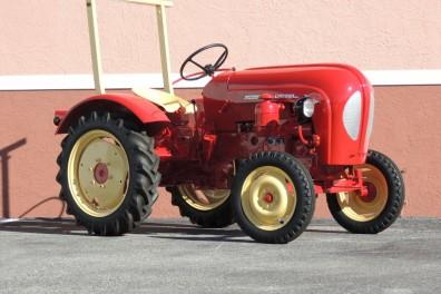 1961 Porsche Jr Diesel Tractor