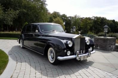 1960 Rolls Royce Phantom Limo James Young Series
