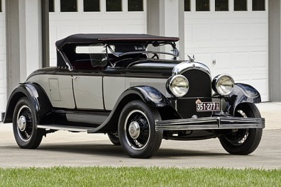 1928 Chrysler Model 72 Roadster with Rumble Seat