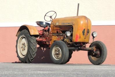 1957 Porsche Jr Diesel Tractor