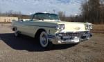 1958 Cadillac Eldorado Convertible (1)