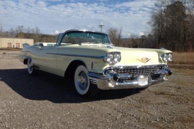 1958 Cadillac Eldorado Convertible