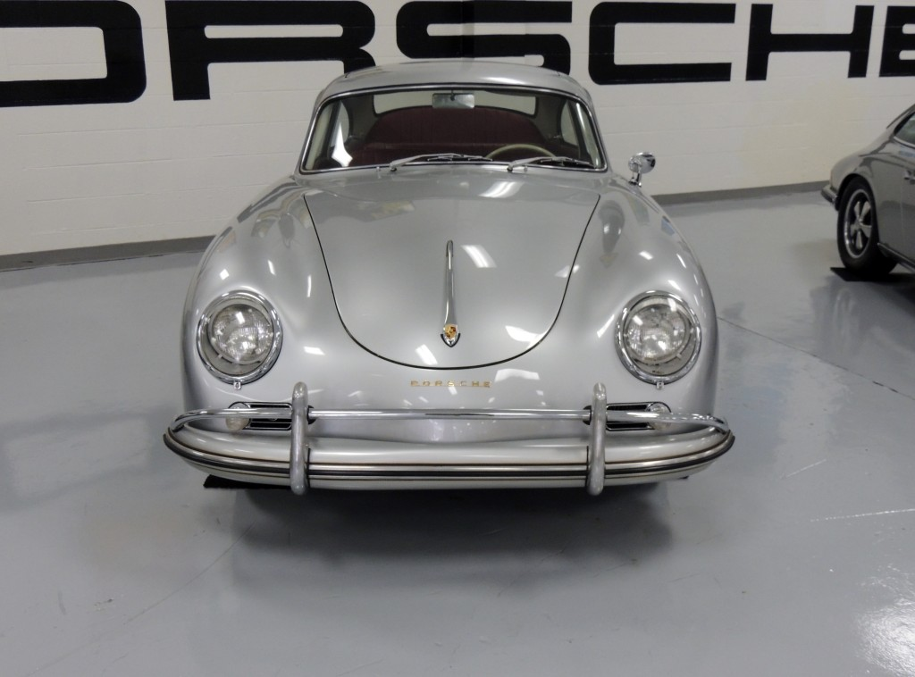 1958 Porsche 356a Coupe Hollywood Wheels Auction Shows