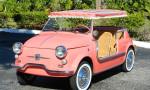 1959 Fiat Jolly 500 Convertible (1)