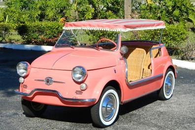 1959 Fiat Jolly 500 Convertible