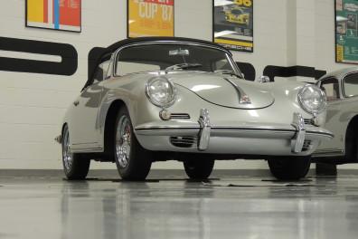 1961 Porsche 356 T5 B Cabriolet