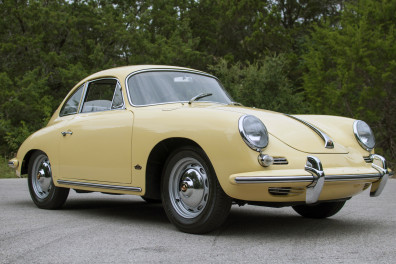 1963 Porsche 356B Super Coupe