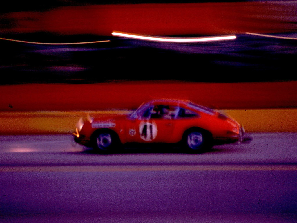 1965 Porsche 911 Racecar Hollywood Wheels Auction Shows