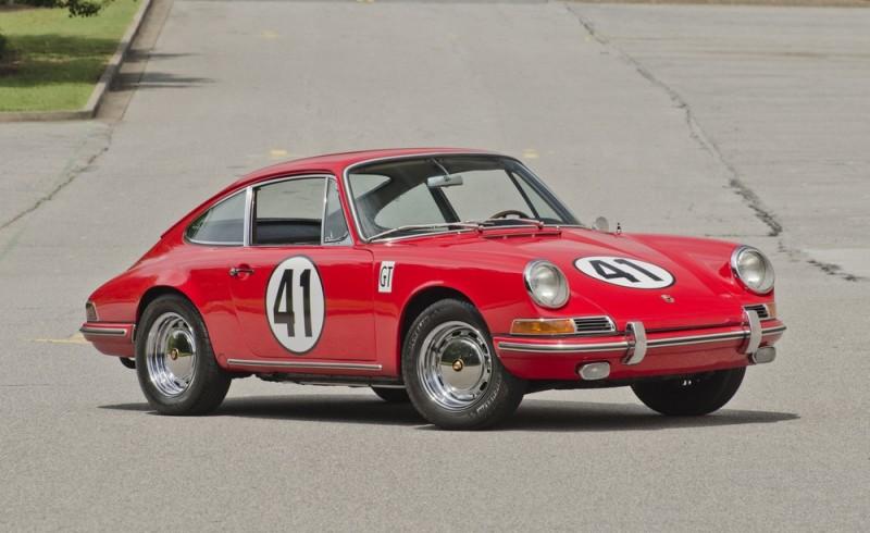 1965 Porsche 911 (11)