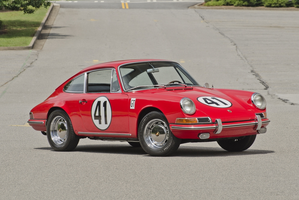 1965 Porsche 911 RaceCar - Hollywood Wheels Auction Shows