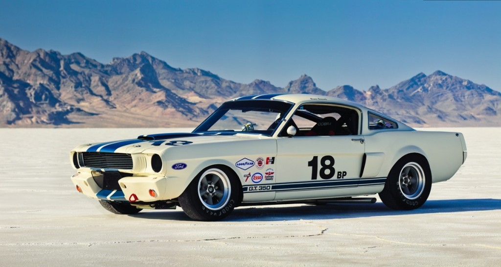 1966 Shelby Mustang Gt 350 Race Prepared Hollywood