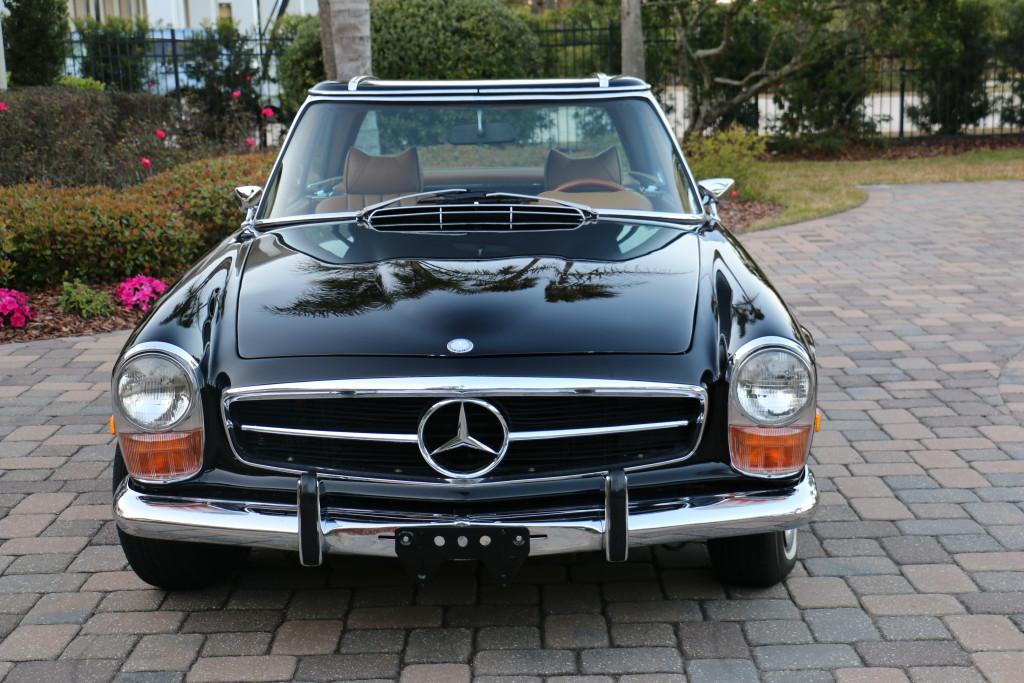 Mercedes Benz Jacksonville Fl >> 1970 Mercedes Benz 280 SL - Twin 1 - Hollywood Wheels ...
