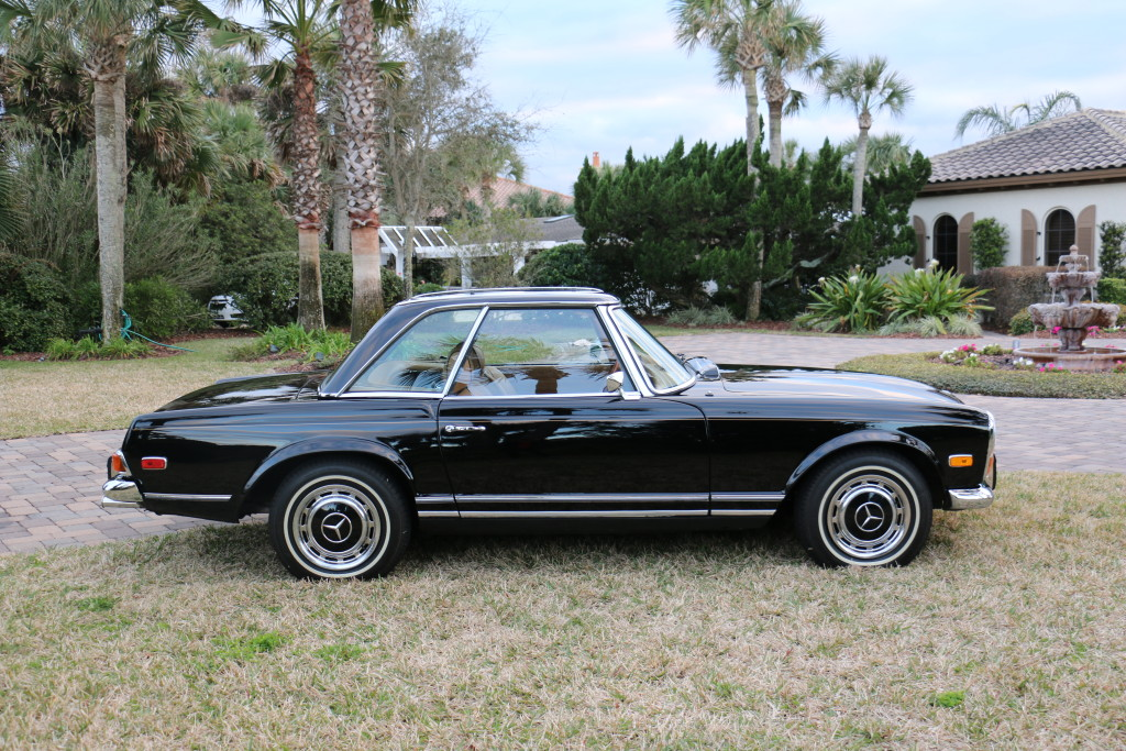 Mercedes Of Orlando >> 1970 Mercedes Benz 280 SL - Twin 1 - Hollywood Wheels Auction Shows