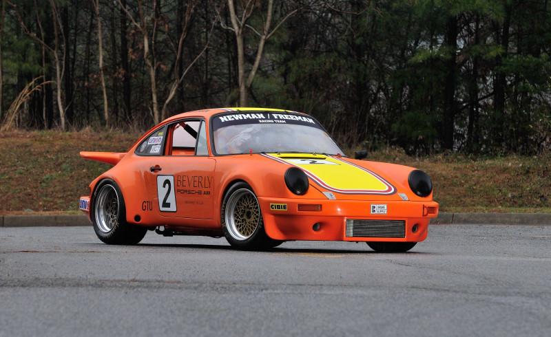 1974 Porsche 911 (2)