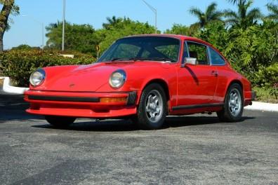 1974 Porsche 911 S