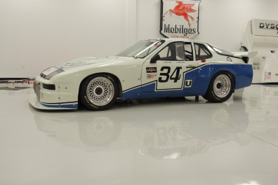 1980 Porsche 924 GTR  Peter Gregg / Brumos Porsche