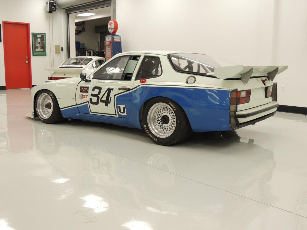 1980 Porsche 924 Gtr Peter Gregg Brumos Porsche Hollywood Wheels Auctions Amp Shows