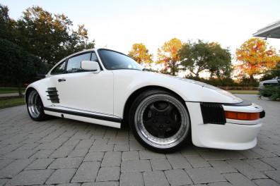 1985 Porsche 930 Turbo Modified Slantnose