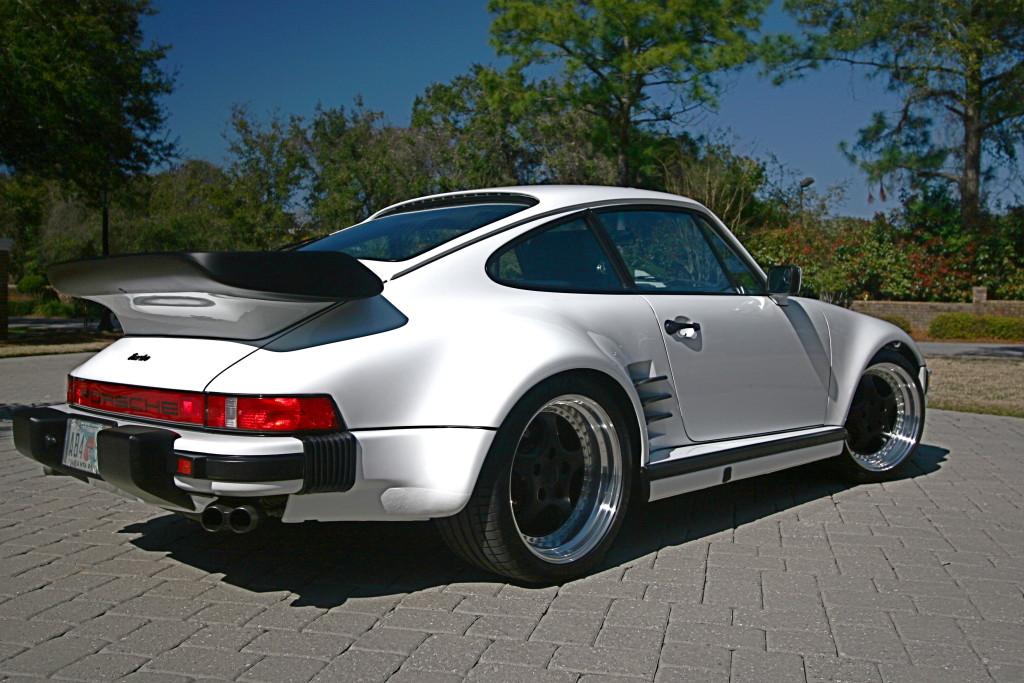 Car Auctions In Atlanta >> 1985 Porsche 930 Turbo Modified Slantnose - Hollywood