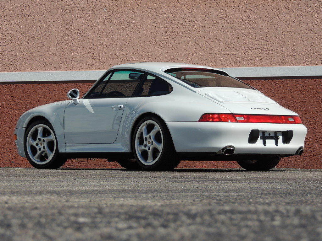 1997 Porsche 911 Carrera C2s Hollywood Wheels Auctions