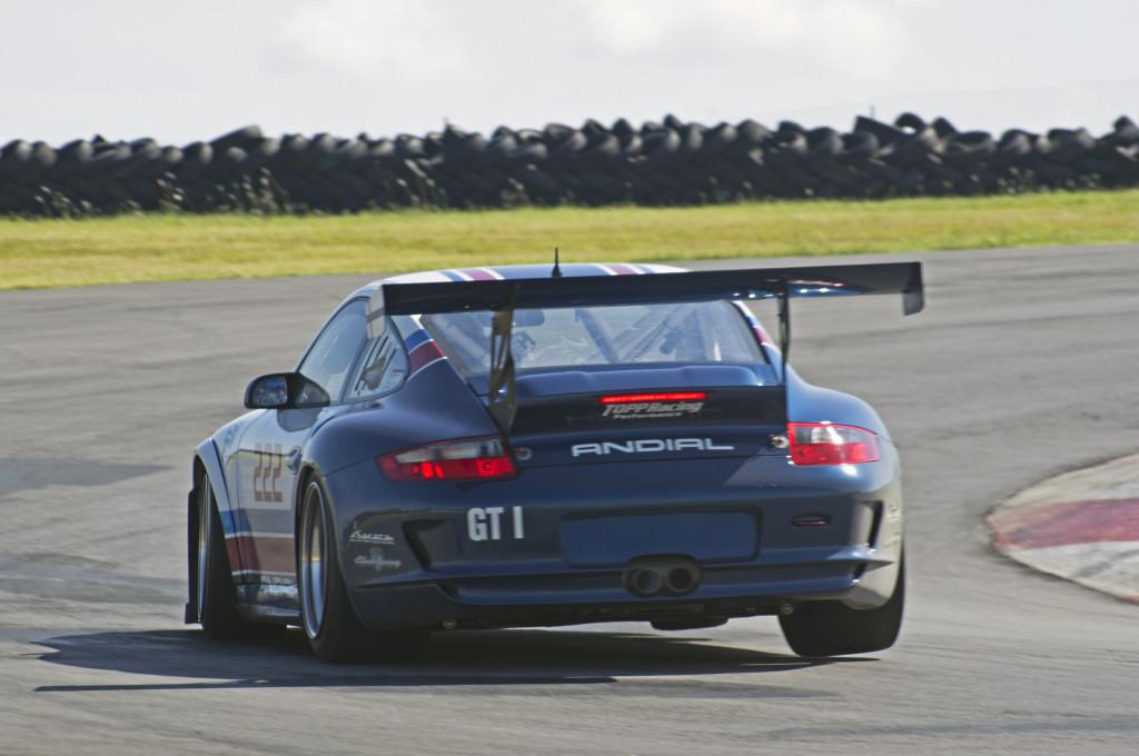 2011 Porsche 911 Gt3 Cup Andial Edition