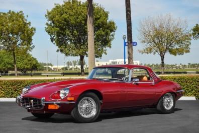 1974 Jaguar XKE Convertible